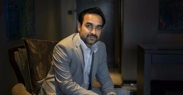 <p>Pankaj Tripathi ensures he is goddam difficult to look away from. </p>