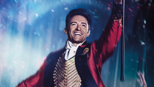 Hugh Jackman in <i>The Greatest Showman.</i>