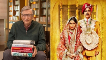 Bill Gates names Akshay Kumar's film, <i>Toilet: Ek Prem Katha </i>among the most inspiring of 2017<i>. </i>