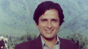 Shashi Kapoor was a progressive film producer and an occasional risk-taking actor.
