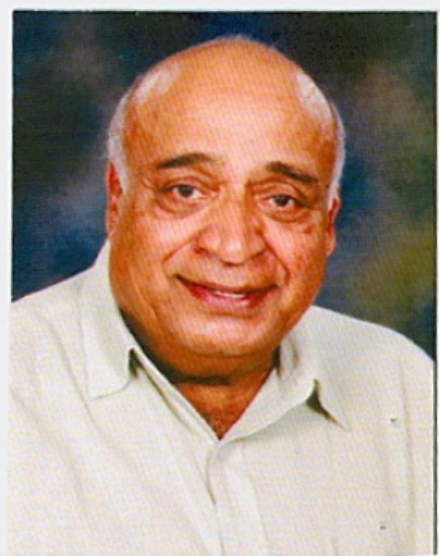 JD(U) leader M.P. Veerendra Kumar. (File Photo: IANS)