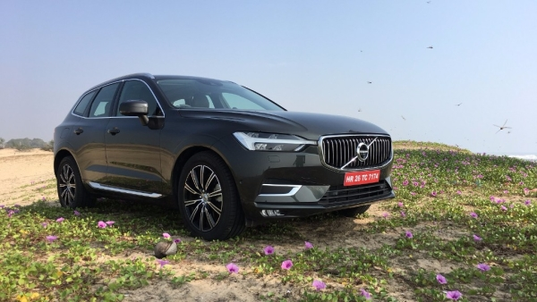 The Volvo XC60 is one of the safest vehicles to drive.