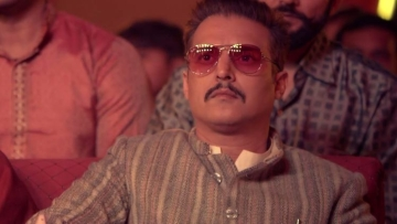 Jimmy Shergill in a still from <i>Mukkabaaz</i>.
