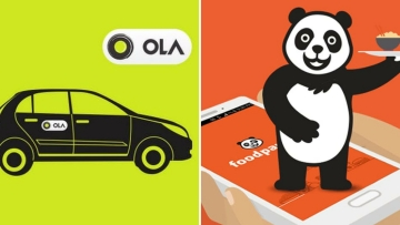 Ola will acquire Foodpanda's India unit which has over 15,000 restaurants across 100 Indian cities on its platform.