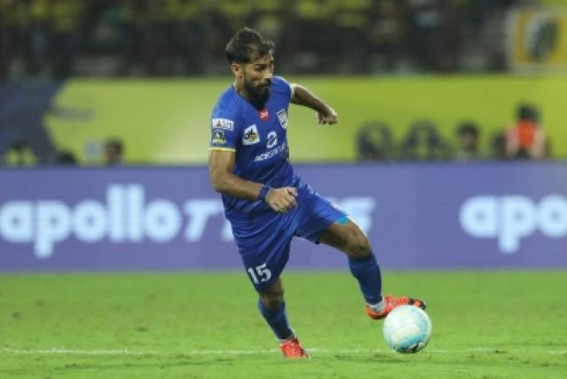 Kochi: Balwant Singh of Mumbai City FC (File Photo: IANS)