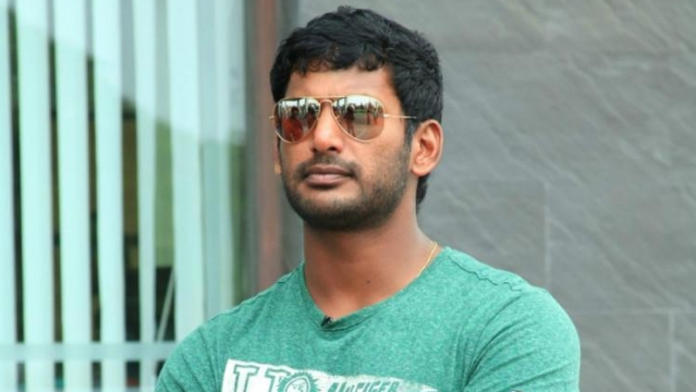 Actor Vishal wants to contest the RK Nagar seat that fell vacant after the death of former Tamil Nadu chief minister Jayalalithaa.