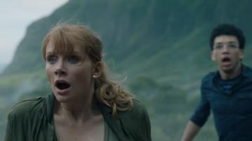 Bryce Dallas Howard in Jurassic World: Fallen Kingdom.