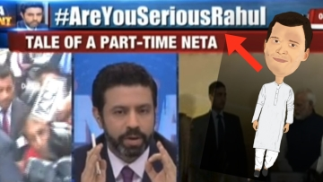 Times Now, there are enough real issues to debate, you can leave the imaginary ones alone.