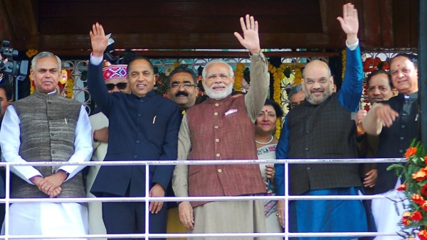 Meet the Leaders the Himachal CM  Has Inducted Into His Cabinet