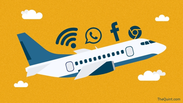 Soon, Passengers to Get WiFi on Flights in India: Report