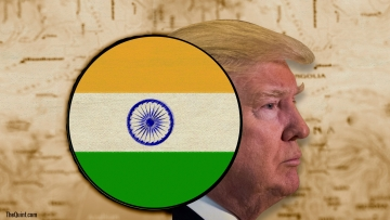 US' security strategy clearly recognises India as an emerging global superpower.