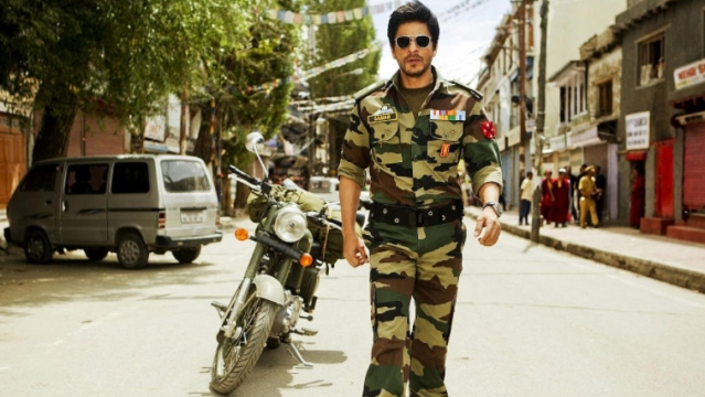 SRK's dream was to serve the Indian National Army.