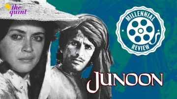 Shyam Benegal's Junoon is #LoveGoals for a generation that barely knows what love is about!