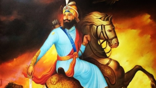 <p>Guru Gobind Singh was the tenth guru of the Sikhs.</p>
