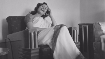 Madhubala, the eternal star of Hindi cinema.
