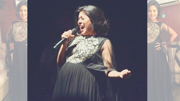 Sunidhi Chauhan's perfect playlist.