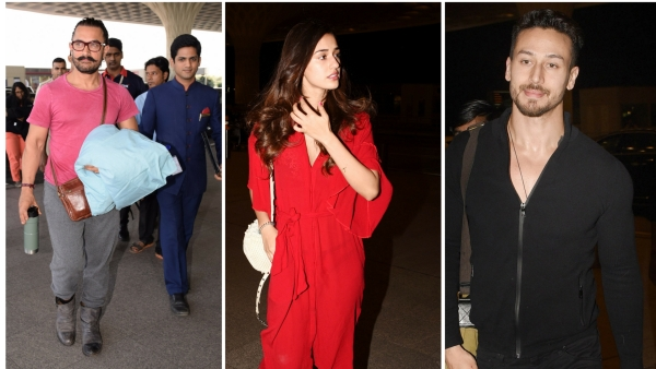 Ranveer, Aamir, Tiger-Disha Fly out of the City for NYE