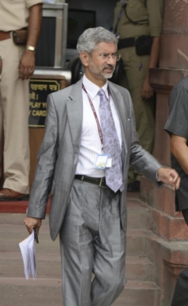 Foreign Secretary S Jaishankar  (File Photo: IANS)