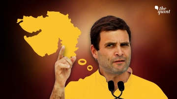 Rahul can make the most of his post-election visit to Gujarat.