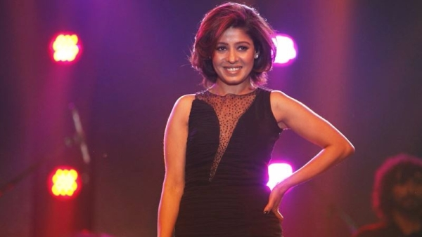 """Stalking is scary"", Sunidhi Chauhan"
