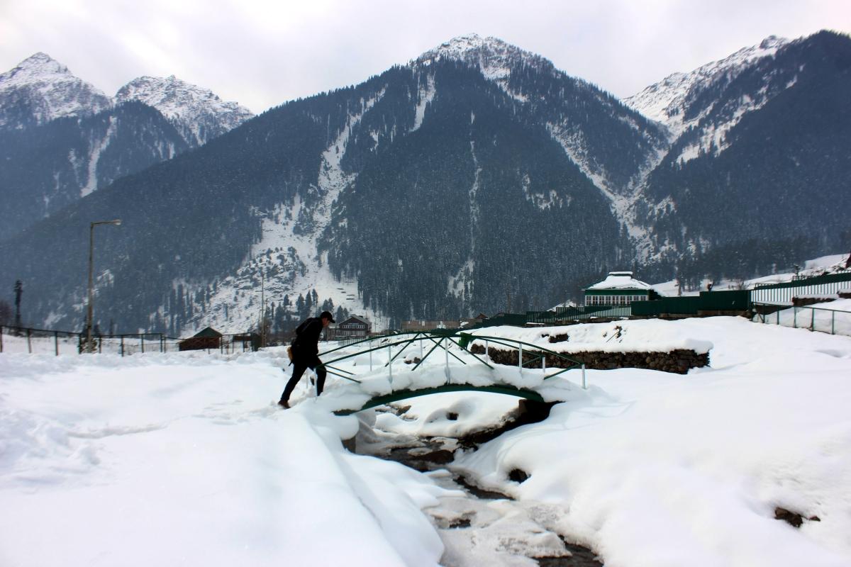 Chillai Kalan Kashmir S Harsh Winters Are Gloomy Yet Beautiful