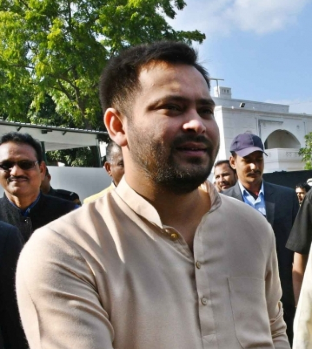 Tejashwi Yadav. (File Photo: IANS)