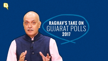 The Quint's Founder Raghav Bahl gives us his take on the 2017 Gujarat Elections.