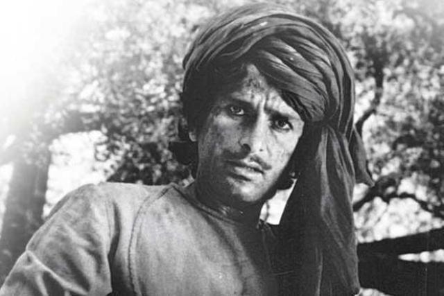 Shashi Kapoor in <i>Junoon</i>.