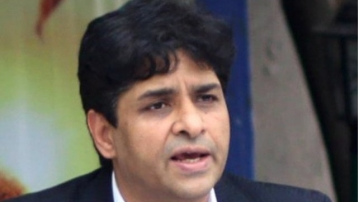 File image of Suhaib Ilyasi.
