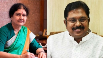The controversial video was released by disqualified MLA Vetrivel on 19 December in Chennai.