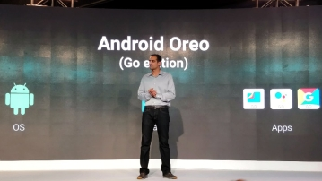Android Oreo Go version has been made first for users in India.
