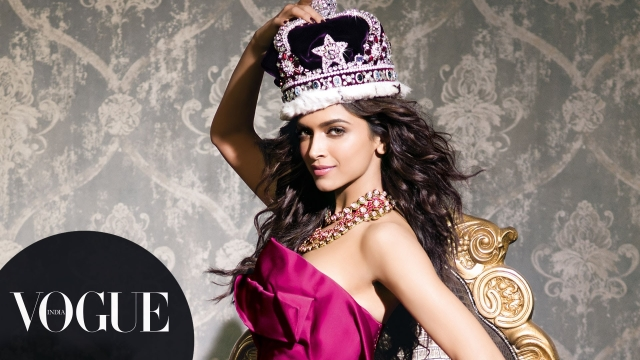 Deepika Padukone takes the crown for most cover appearances.
