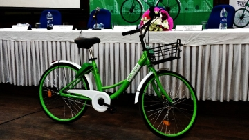 Mobycy is starting the docked bike-sharing model in Delhi.