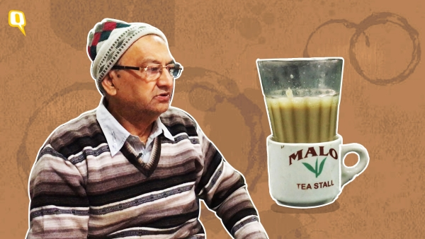 Malo Tea Stall is the oldest tea stall in Chitli Qabar which serves 'Ek Bata Do' <i>chai</i>.