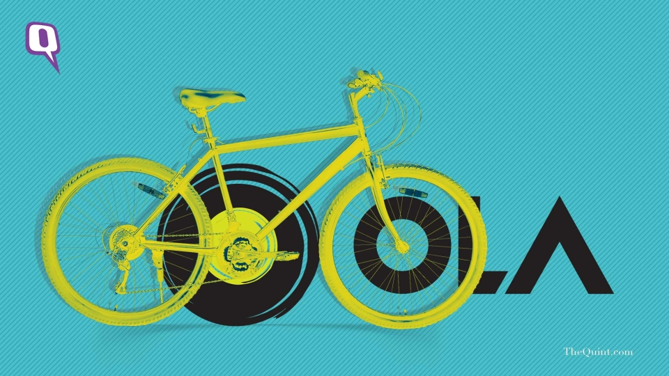 Now Ola Lets You Pedal Your Way To Work With Cycle Renting Service