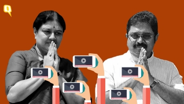 Jaya's video can work either in favour of Dhinakaran, assuring people of Sasikala's innocence or it will backfire.