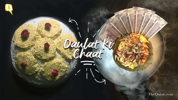How Do You Like Your Daulat Ki Chaat – Old School or High Tech?
