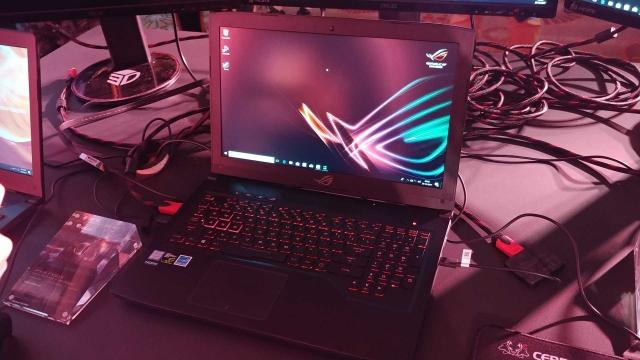 ASUS gaming laptop FX503