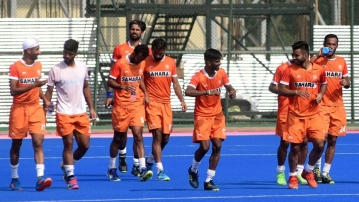 The Indian men's and women's hockey teams remained static at 6th and 10th positions.