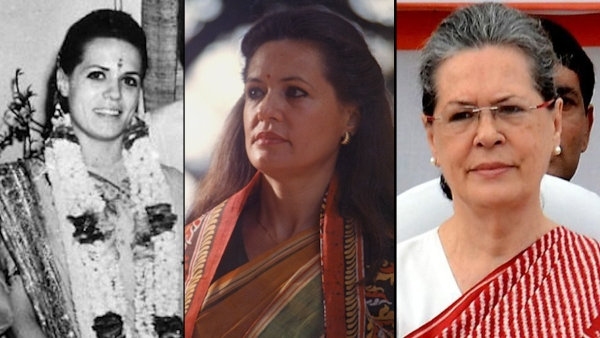 How did Sonia Maino, a resident of Lusiana, Italy, become Sonia Gandhi?