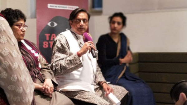 #TalkingStalking: Survivors Join Tharoor to Say 'Enough Is Enough'