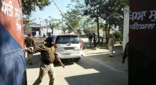 Nabha: Security beefed up at Nabha jail that was attacked by armed men who escaped with two terrorists, including Khalistan Liberation Force