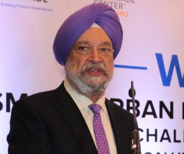 Union Minister Hardeep Singh Puri. (File Photo: IANS)