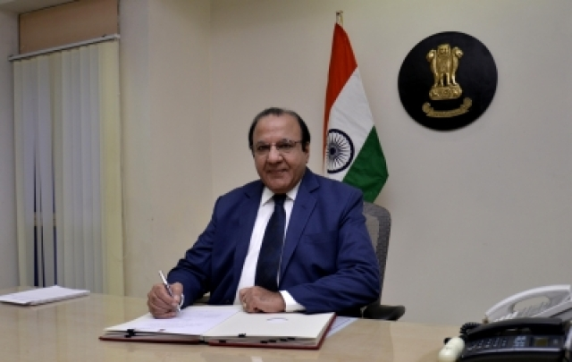 Chief Election Commissioner of India Achal Kumar Jyoti. (File Photo: IANS)