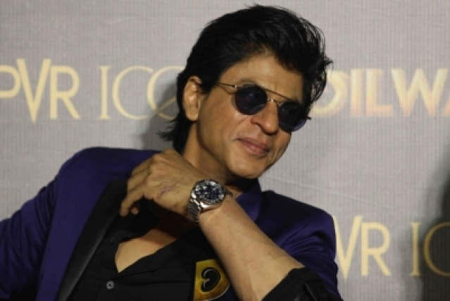 Bollywood Actor Shah Rukh Khan. (File Photo: IANS)