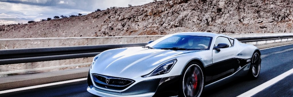 Rimac Concept One This Electric Sports Car Trumped A Lamborghini