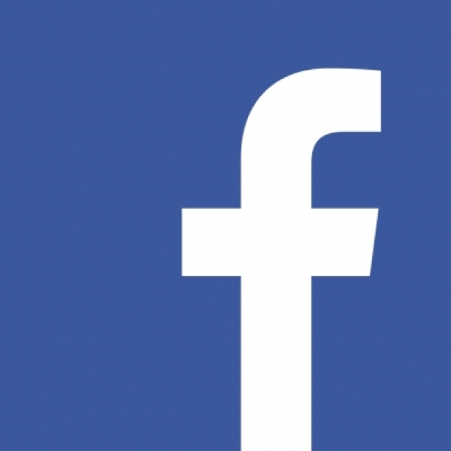 Facebook Logo. (File Photo: IANS)