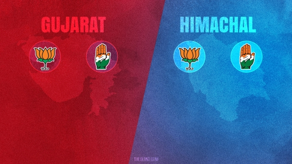 Live: Leads and Results of Gujarat and Himachal Pradesh Elections