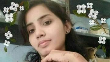 <p>23-year-old Sandhya Rani.</p>