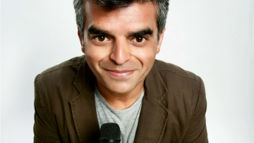 Atul Khatri, businessman-turned-comedian.